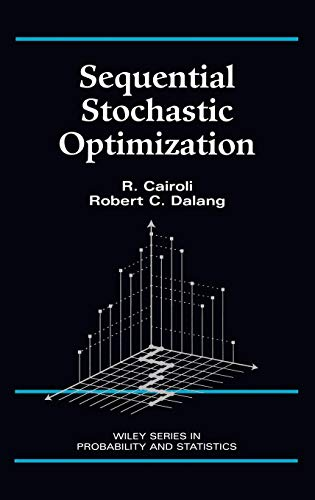 Sequential Stochastic Optimization (Wiley Series in Probability and Statistics)
