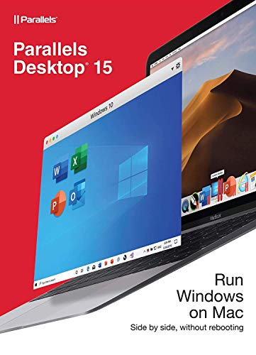 Parallels Desktop 15 for Mac