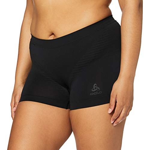 Odlo SUW Bottom Panty Performance X-Light Pants Womens, Black, L