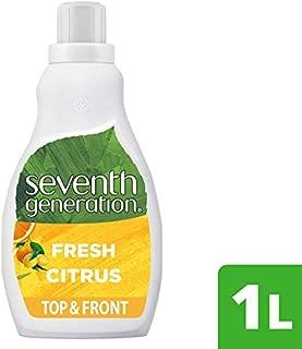 Seventh Generation Laundry Liquid Fresh Citrus, 1L