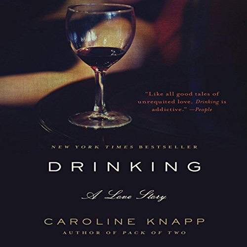 Drinking audiobook cover art