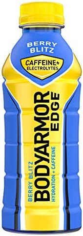 BODYARMOR EDGE Sports Drink Berry Blitz Caffeine Natural Flavors With Vitamins And Antioxidants product image