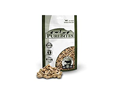 PureBites Beef Liver For Cats, 0.85Oz / 24G - Entry Size