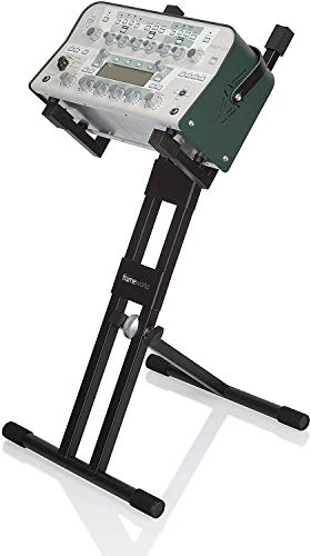 Gator Frameworks High Profile Guitar Amp Stand; Perfect for Digital Modelers and...