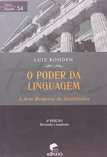 Poder Da Linguagem - Volume 54. Coleção Filosofia