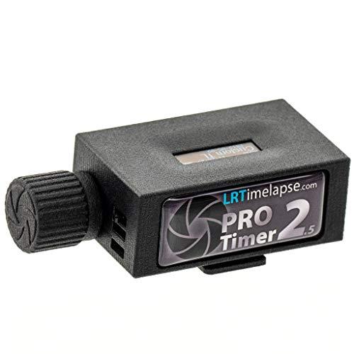 LRTimelapse PRO Timer 2.5 - Disparador de intervalos para cámara de fotos y astrofotografía