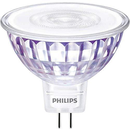 Philips LED Lampe, ersetzt 35W, GU5.3, WarmGlow, Warmweiß (2200-2700 Kelvin), 345 Lumen, Reflektor, dimmbar