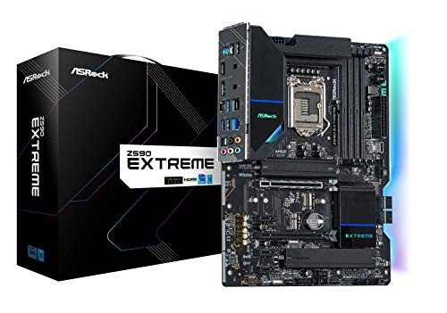 Asrock Z590 Extreme ATX Intel Z590 DDR4 S1200