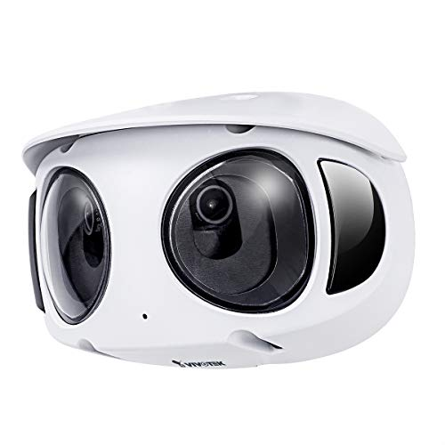 Vivotek Multi-Sensor IP camera, 8MP
