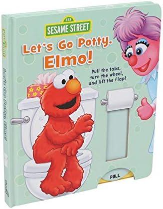 Sesame Street Let s Go Potty Elmo product image