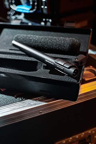 Sennheiser Pro Audio MKH416-P48U3 Super-Cardioid Shotgun Tube Condenser Microphone