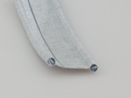 Kador Gusset / Double Sided Awning Beading 6mm to 6mm - Per Metre
