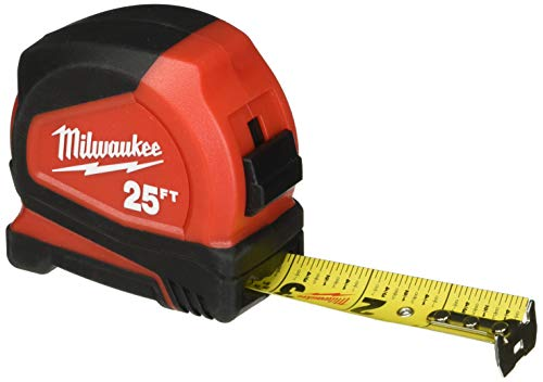 Milwaukee 48-22-6625 25' General Contactor Tape Measure