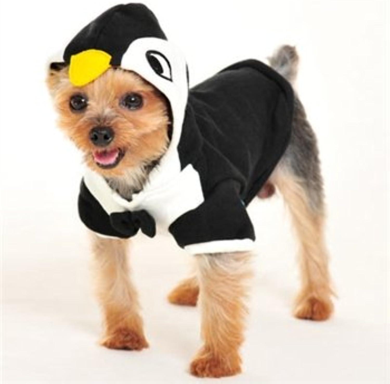 Dogo Penguin Dog Sweatshirt  Extra Small