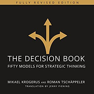 The Decision Book Titelbild