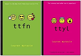 ttfn/ttyl Two-Pack: A Special Set for Amazon.com Shoppers (Internet Girls)
