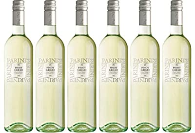 Parini Pinot Grigio Wine Case of 6 Bottles