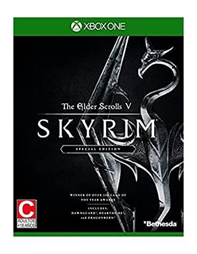 The Elder Scrolls V Skyrim Special Edition (輸入版:北米) - XboxOne