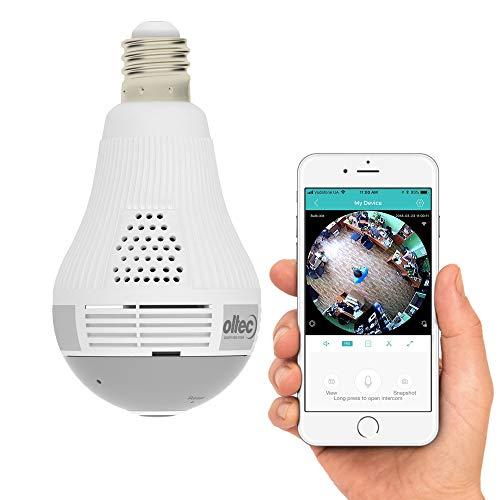 OLTEC Light Security Camera