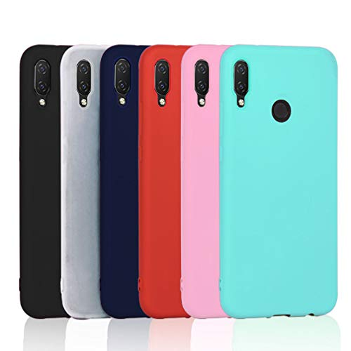 6X Funda Huawei P Smart Plus
