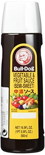 BULLDOG Chuno Sauce, 4er Pack (4 x 500 ml)