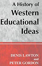 Best a history of western educational ideas Reviews