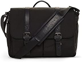ONA - The Brixton - Camera Messenger Bag - Black Nylon (ONA013NYL)