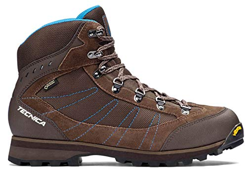 Tecnica Group Spa Trekking-Schuhe, Makalu IV GTX, Goretex Herren, Chocolate Blue (43 1/3 EU - 9 UK)