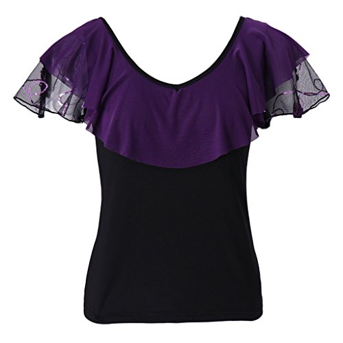 Camisas flamencas manga corta ✅
