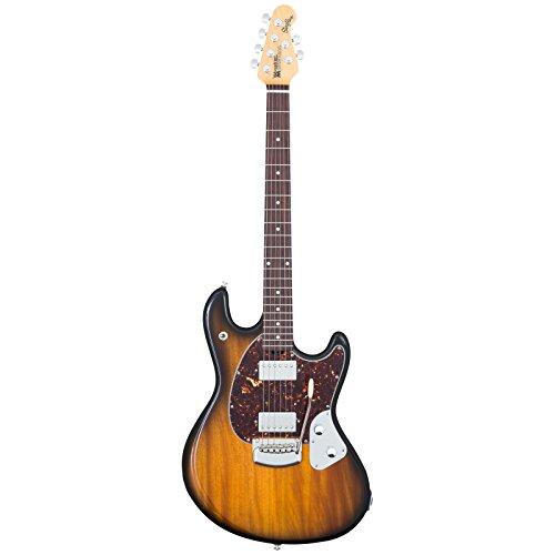 StingRay Guitar RW Vintage Tobacco