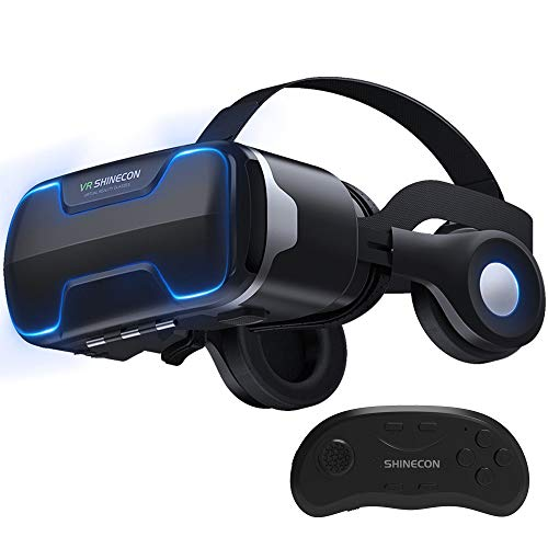 Find Discount LL dawn VR Standard Edition and Headset Version Virtual Reality 3D VR Glasses Headset ...