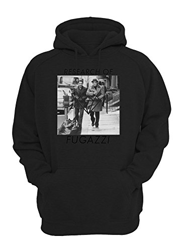 MaikesTic Donnie Brasco Research of Fugazzi Design Unisex Pullover Hoodie X-Large