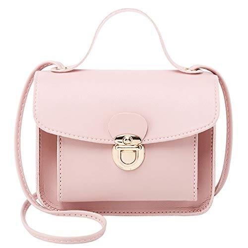 Lammama Sac étanche, sac à bandoulière pour téléphone portable Messenger sac Fashion Lady épaules