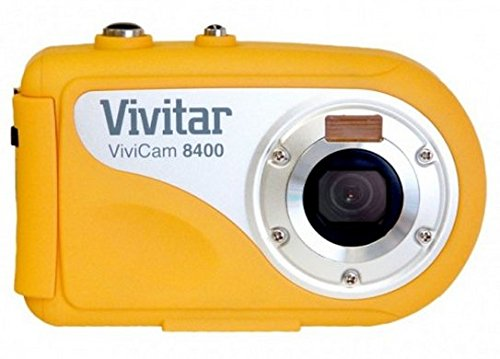 Review Vivitar 8400YL ViviCam 8 MP Compact System Camera with 2.4-Inch LCD Body Only (Yellow)
