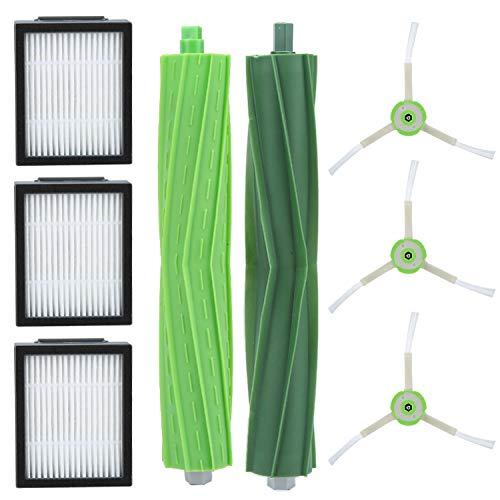 Liineparalle Kehrmaschinenfilter Seite Hauptbürste Ersatzteile Zubehör für irobot roomba I7 E5 E6 Kehrmaschine