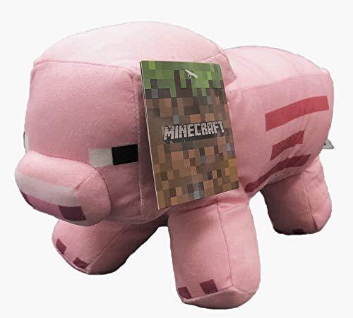 Minecraft - Peluches 30cm Cerdo - Calidad soft