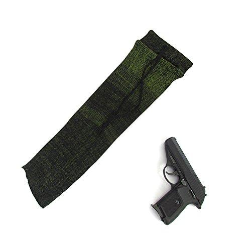 Tourbon Jagd Sack Aufbewahrung Pistole Socke Pistolen Fall Sleeve 38,1 cm - grün