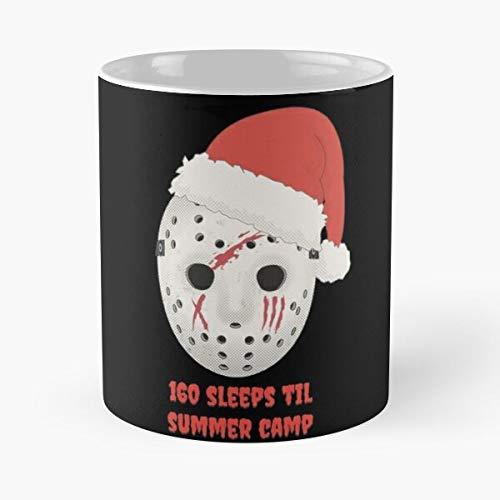 OriginalFavorites Horror Friday Xmas Jason Christmas 13Th Santa Xiii Best 11 Ounce Ceramic Coffee Mug Gift