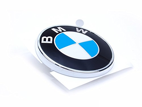 BMW Genuine Trunk Boot Luggage Lid Emblem Badge Grommet E82 E88 1' 51147166445