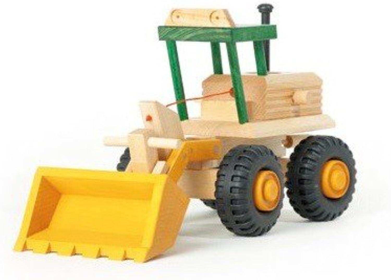 Uniwood 928 4005 Radlader kologisches Holzspielzeug