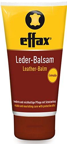 Effax A4263 Lederbalsam Top Lederpflege 150 Ml Mit Bienenwachs, Lanolin Und Avocadoöl