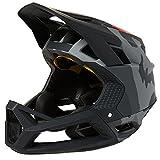 Fox 26806 Helmets, Unisex-Adult, Black Camo, M   56-58cm