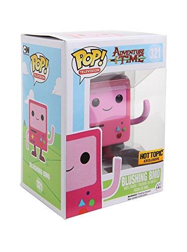 Funko Adventure Time ¡ Pop! Television Que se sonroja BMO Figura De Vinilo Caliente Tema Exclusivo