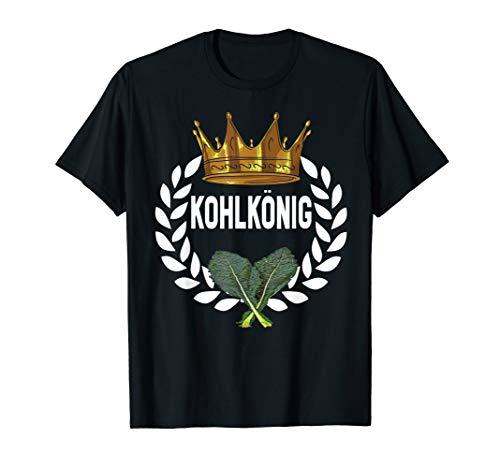 Kohlfahrt Kohltour T-Shirt Grünkohl Grünkohlwanderung König T-Shirt