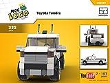 Toyota Tundra (Instruction Only): MOC LEGO (English Edition)