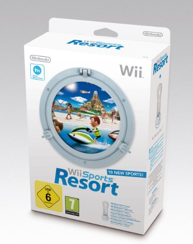 Wii Sports Resort + Acc. Wii Motion Plus