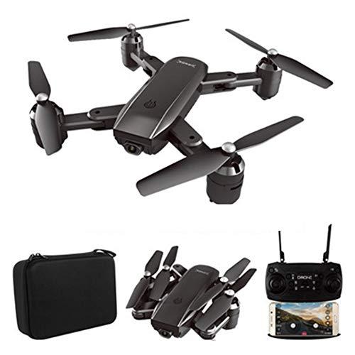 WiFi FPV Drone Cámara 4K HD Principiantes Cuadricóptero