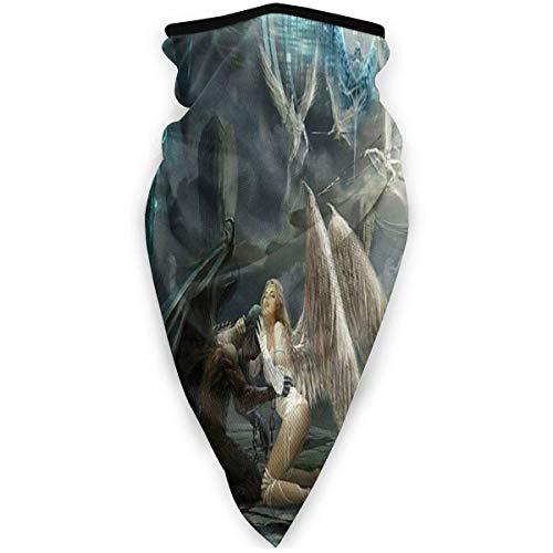 NA Hals Gamas, bivakmuts, ademend gezichtsmasker, winddicht, val, nek, warme sjaal voor marks in de open lucht