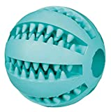 Trixie 3289 Denta Fun Ball, Mintfresh, Naturgummi, ø 7 cm