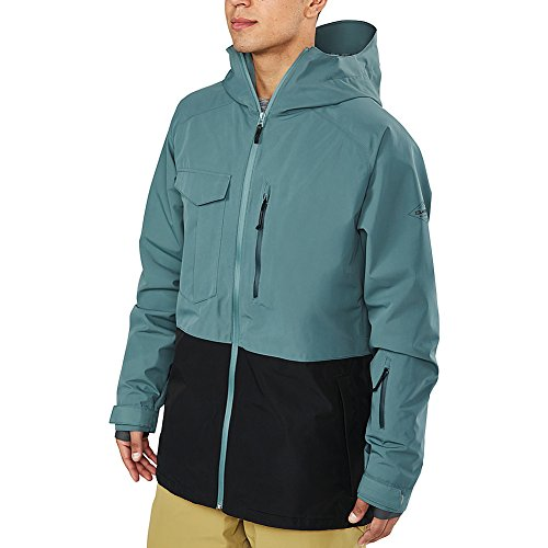 Dakine Men's Smyth Pure Gore-Tex 2l Jacket, Balsam, Black, XL
